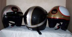 Motorcycle Helmet Paintwork